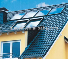 Active Solar Water Heater with Reliable Plug-in Install, Quickly Collects Solar