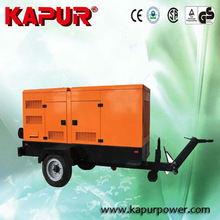 KAPUR Cummins silent power plant on trailer buying from china