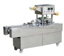 Semi Automatic Glass Filling & Sealing Machine