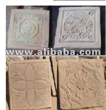 Hand made Terracotta Tiles