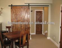 interior wood sliding barn door