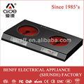metall gehäuse 4 digitale anzeige 4000w 2 brenner elektrischen heizplatte