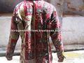 !! Best deal!! Vintage sari indien kantha mans manteau