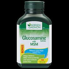 Canada Health Product Glucosamine & MSM