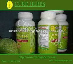 Moringa capsules for bulk supply