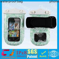 Cool waterproof moblie phone bag for samsung galaxy s3