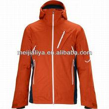 2013 New model men High Quality Polyester Taslon Snow Jackets