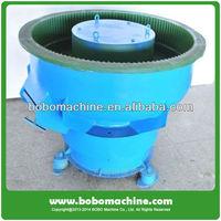 High efficient vibrating polishing machine for metal flatware