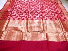 Silk saree, banarasi handloom silk saree