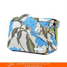 fashionable printed shoulder bag ,korean style fashion