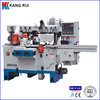 China manufacture and factory woodworking four side planer
