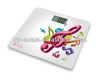 Voice speaking weight scale
