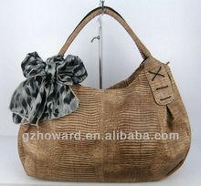 Factory Wholesale directly PU leather handbags Hunan city