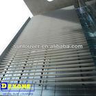 aluminum louvers system for facade/sun louver alumium