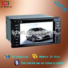 high definition touch screen car dvd gps for toyota Vitz/Vios
