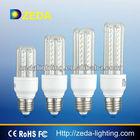 China Unique goods clear glass 2U 3U 5w 6w led tube light