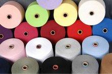 Regenerated Open end yarn cotton acrylic