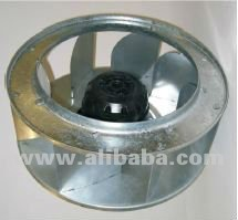 Motorized Impeller Fan backward blades