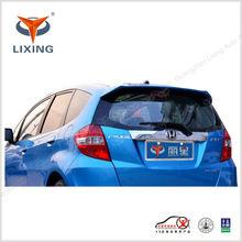 fiber glass/ABS roof spoiler / rear spoiler for HONDA FIT