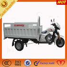 DUCAR 200CC cargo trike three wheeler truck for chile
