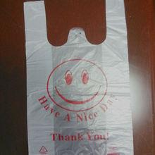 printed t shirt plastic bags wholesale