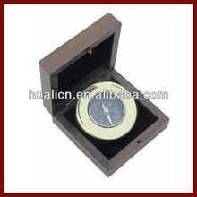 Custom Wooden Souvenir Compass Box