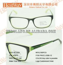 2012 Latest Optical Glasses Frames, Branded Spectacles