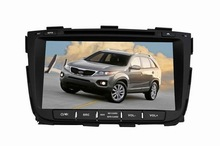 car dvd double din for for SORENTO 2013 with 3G function WS-9257