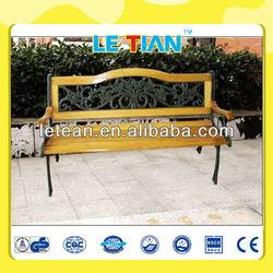 2013 Best-selling wooden bench for garden LT-2119K