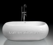 A1900 Acrylic Round Freestanding Bathtub