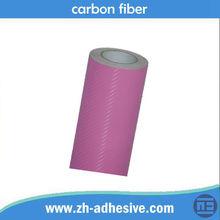 Bubble free vinyl for vehicle wrap/Bubble free vinyl film/3D carbon folie with air free bubbles