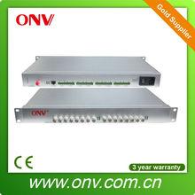 16 Channel Video/Data/Alarm/Audio/Ethernet OEM optics transceiver
