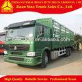 Alta qualidade howo 8*4 cargo caminhões scania para venda