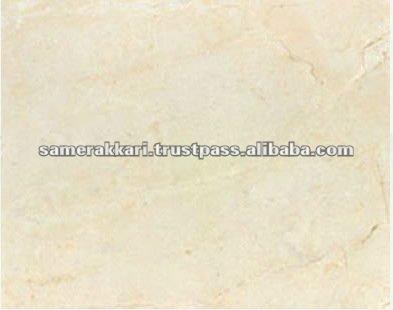 Saudi Arabia Polished Beige Crema Marfil Marble
