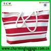 2013 Printed Canvas Beach Bag Cheap Canvas Beach Bag