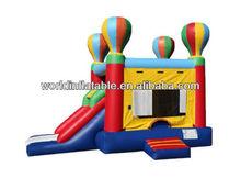 Wet/Dry Sports V-Roof 5n1 Bounce Slide Combo
