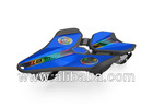 3R Skate Board with double brake systems