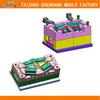 3d auto injection mould design plastic mold maker