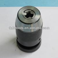Taper-fitting & Thread mounted Keyless Drill Chuck automatic drill chuck