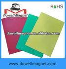 colorful rubber vinyl decorative pvc fridge magnet
