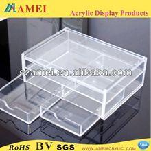 POP acrylic displa box for basketball/acrylic box/acrylic