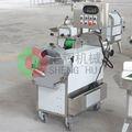 Shenghui fábrica venda electric máquina de cortar batata sh-112