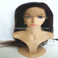 fashion 100% remy AAAAA quality no shed remy human hair wig