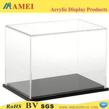 clear Shenzhen acrylic basketball display box/customized clear Shenzhen acrylic basketball display box