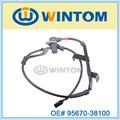 De ruedas abs sensores de velocidad del auto partes 95670-38100