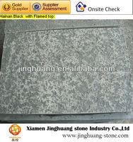 Black Basalt Hainan Black Stone