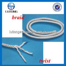 16mm twist/braid polyester rope