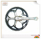 good quality 3 speed bycicle chainwheel and cranks