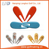 Plastic personalized golf accessories,divot tool