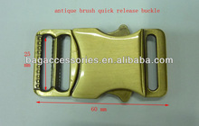 1 inch metal quick release buckle